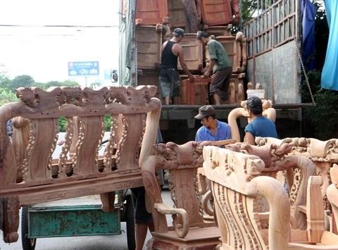 Produits en bois : les entreprises se dotent de nombreuses commandes hinh anh 2