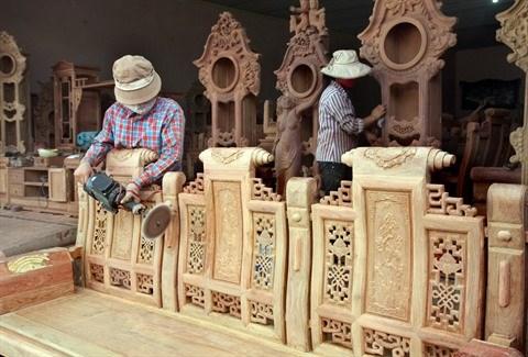 Produits en bois : les entreprises se dotent de nombreuses commandes hinh anh 3