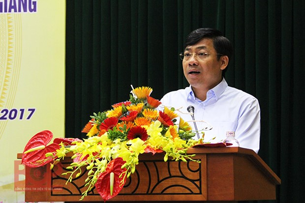 Bac Giang coopere avec des organes scientifiques hinh anh 1