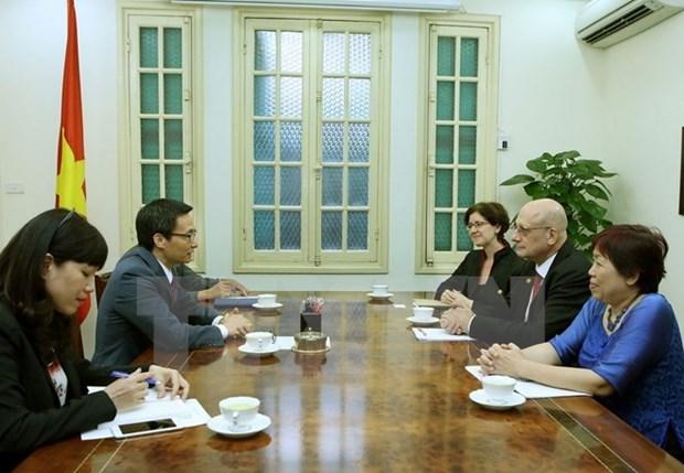Le Vietnam souhaite plus de soutien de l'ONU dans la lutte contre le VIH/sida hinh anh 1