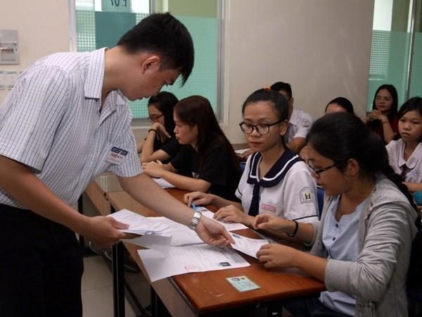 Pret de 155 millions de dollars de la BM pour l'education universitaire au Vietnam hinh anh 1