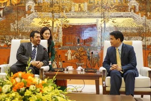 Oman veut promouvoir l'investissement a Hanoi hinh anh 1