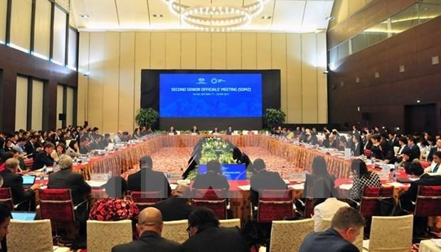 Le SOM 2 discute des priorites de l'APEC hinh anh 1