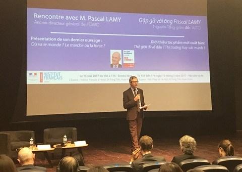 Rencontre avec Pascal Lamy : «Ou va le monde ? Le marche ou la force ?» hinh anh 1
