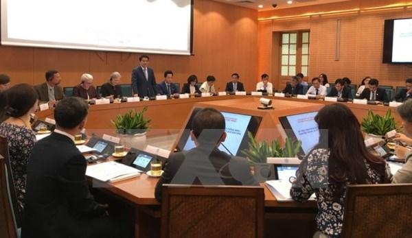 Hanoi invite les Etats-Unis a investir dans ses infrastructures hinh anh 1