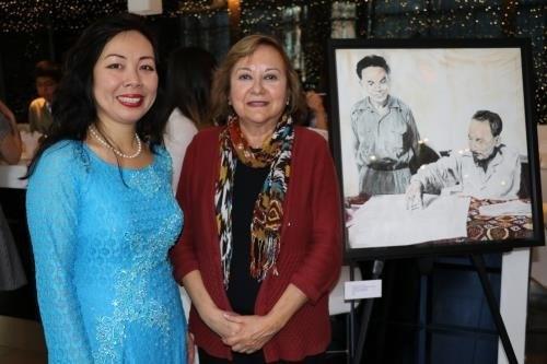 Diverses activites a l'etranger en l'honneur du 127e anniversaire du President Ho Chi Minh hinh anh 1