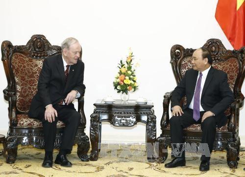 Vietnam-Canada : renforcement de la cooperation dans la gestion et l'exploitation des aeroports hinh anh 1
