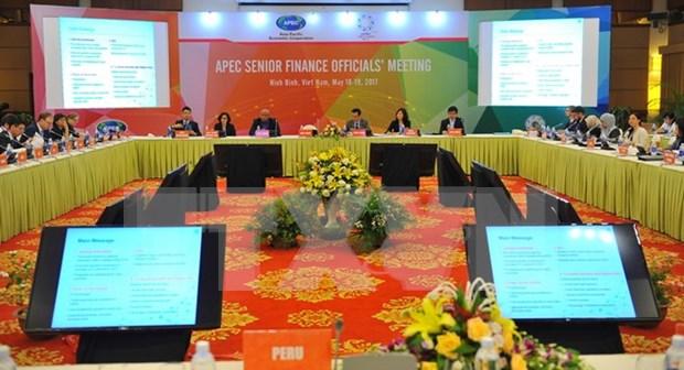 APEC : reunion des hauts officiels des finances a Ninh Binh hinh anh 1