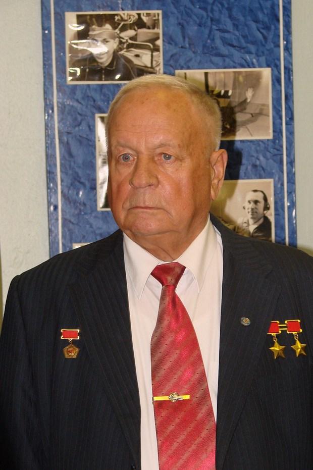 Message de condoleances du Vietnam suite au deces du cosmonaute sovietique Viktor Gorbatko hinh anh 1