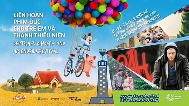 Festival du film allemand pour les jeunes au Vietnam hinh anh 1