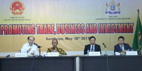 Vietnam et Indonesie promeuvent la cooperation au commerce hinh anh 1
