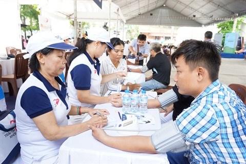 A Ho Chi Minh-Ville, 15% des enfants souffrent d'hypertension hinh anh 1