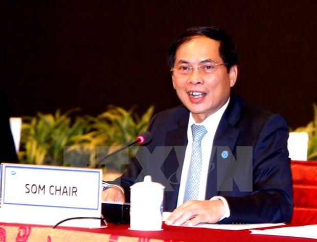 Lier la poursuite des objectifs de Bogor et du developpement durable hinh anh 1