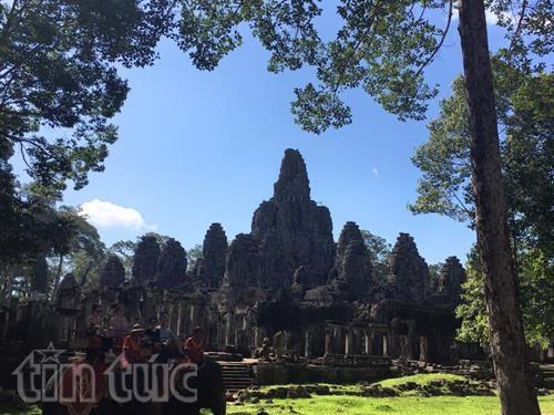 Le Cambodge a accueilli 1,5 million de touristes etrangers au premier trimestre hinh anh 1