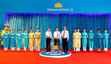 Inauguration d'un nouveau terminal de l'aeroport de Da Nang hinh anh 1