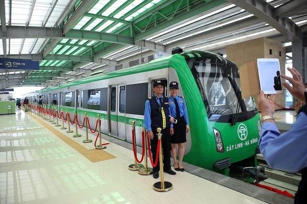 Hanoi : la gare ferroviaire La Khe mise en service hinh anh 3