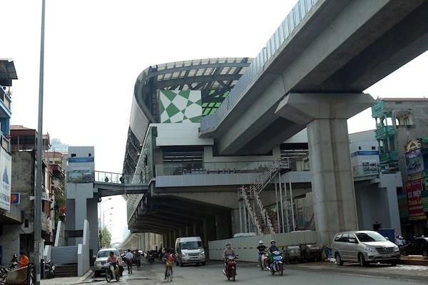 Hanoi : la gare ferroviaire La Khe mise en service hinh anh 1