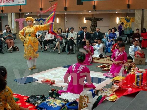 Le Vietnam introduit le culte des Deesses-Meres en Republique de Coree hinh anh 1