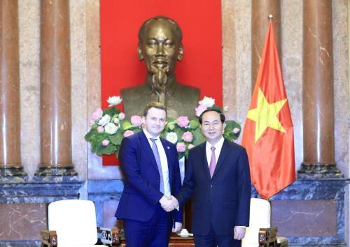 Le Vietnam privilegie l'intensification du partenariat strategique integral avec la Russie hinh anh 1
