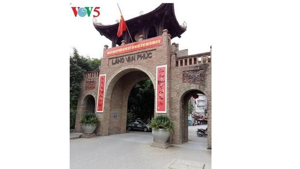 Van Phuc : La route de la Soie passe aussi par le Vietnam hinh anh 1