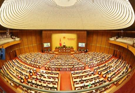 Ouverture de la 3e session de l'Assemblee nationale de la XIVe legislature hinh anh 1