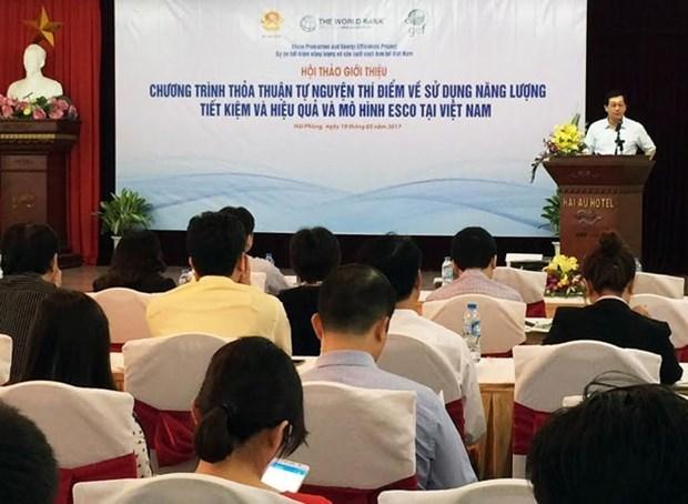 Economies d'energie et production plus propre au Vietnam hinh anh 1