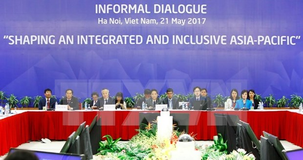 APEC : dialogue sur une region integree et inclusive hinh anh 1