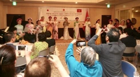L'ambassade du Vietnam au Japon au chevet des enfants demunis hinh anh 1