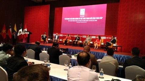 L'Alliance du Pacifique et le Vietnam dans la conjoncture mondiale hinh anh 1