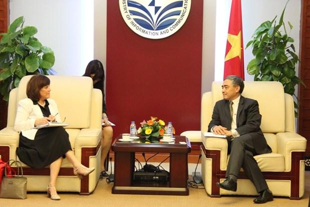 Developper la cooperation entre le Vietnam et les Etats-Unis hinh anh 1