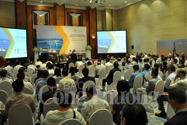 Forum Vietnam-Australie sur l'energie hinh anh 1