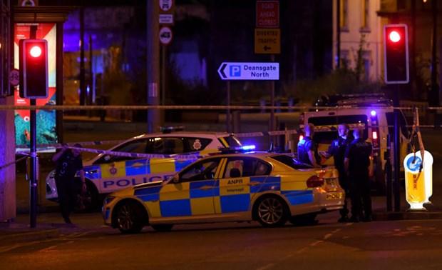 Le Vietnam condamne vivement l'attaque terroriste a Manchester en Grande-Bretagne hinh anh 2