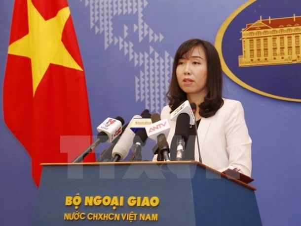 Le Vietnam condamne vivement l'attaque terroriste a Manchester en Grande-Bretagne hinh anh 1