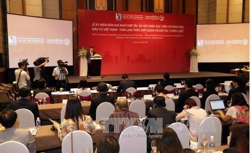 Colloque sur la promotion du commerce et de l'investissement entre le Vietnam et la Thailande hinh anh 1