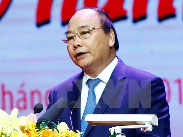 Le Premier ministre Nguyen Xuan Phuc effectuera une visite officielle aux Etats-Unis hinh anh 1