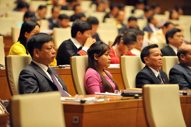 Les deputes debattent du projet de loi sur l'assistance des PME hinh anh 1