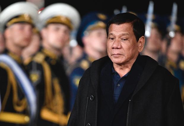 Philippines : Rodrigo Duterte etudie la possibilite d'imposer la loi martiale dans tout le pays hinh anh 1