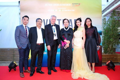 «La Soiree vietnamienne» impressionne a Cannes hinh anh 1