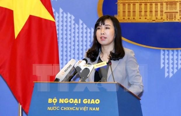 Le point sur les mesures de protection des citoyens vietnamiens a l'etranger hinh anh 1