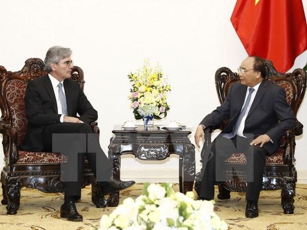 Siemens pret a collaborer avec le Vietnam dans la 4e revolution industrielle hinh anh 1