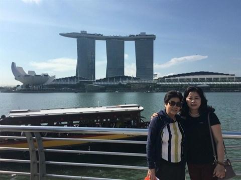 Cet ete, les Vietnamiens partent a l'etranger hinh anh 1
