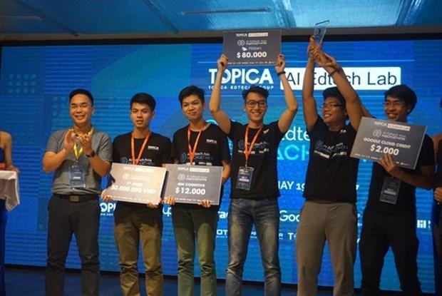 Trois equipes vietnamiennes recoivent le soutien de Facebook hinh anh 1
