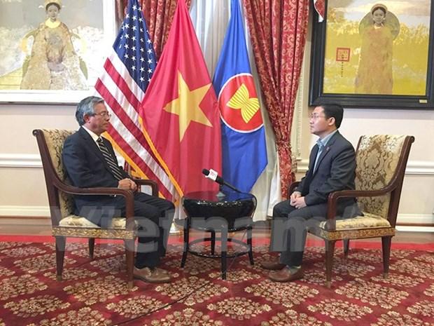 La visite du PM Nguyen Xuan Phuc aux Etats-Unis creera un nouvel elan pour les relations bilaterales hinh anh 1