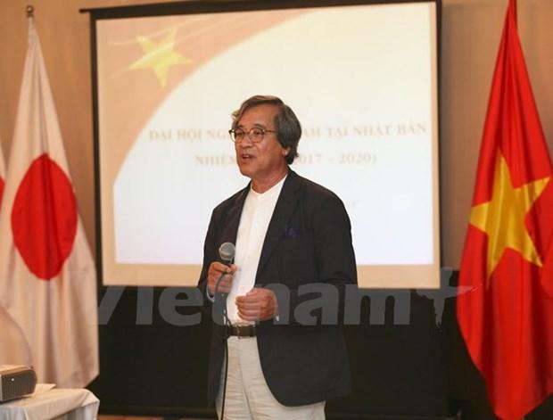Les Vietnamiens au Japon contribuent a la promotion des relations entre les deux pays hinh anh 1