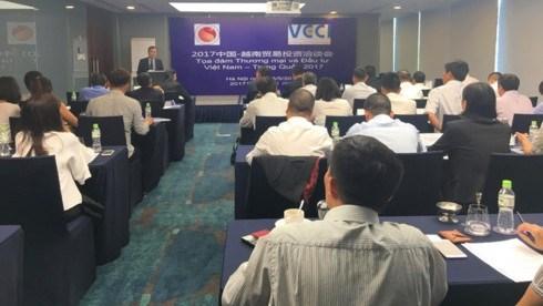 Accelerer la cooperation economique Vietnam - Chine hinh anh 1