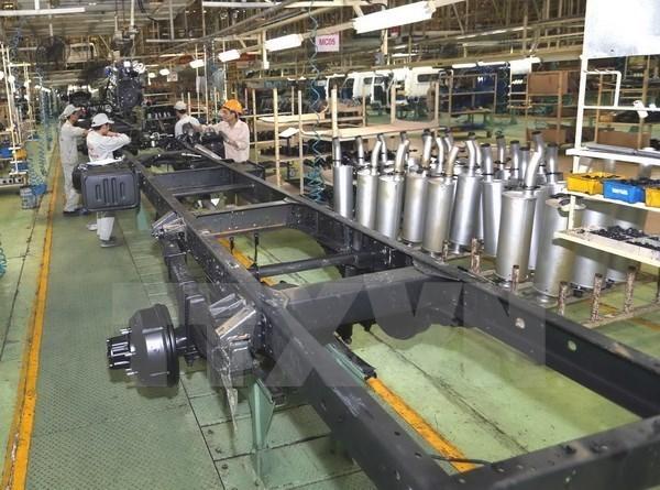 Ho Chi Minh-Ville : la production industrielle en hausse de 7,29% hinh anh 1