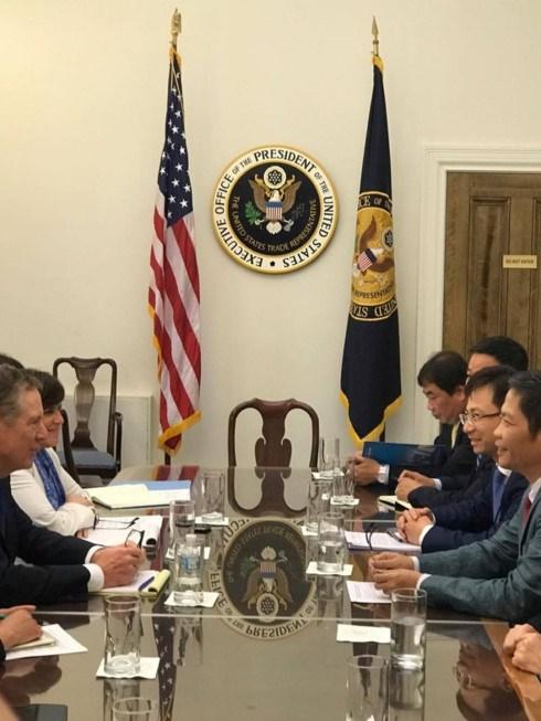 Promotion des activites du Conseil du commerce et de l'investissement Vietnam-Etats-Unis hinh anh 1