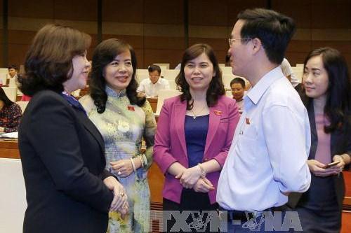 L'amendement de la loi sur la responsabilite d'indemnisation de l'Etat en debat hinh anh 1
