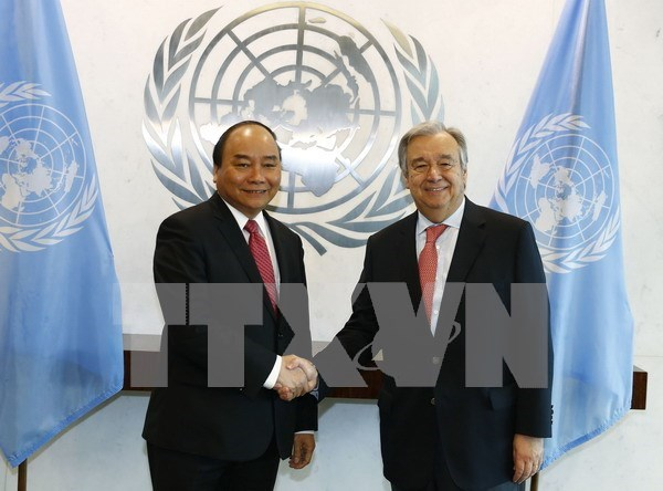 Les relations avec l'ONU sont une priorite du Vietnam hinh anh 1