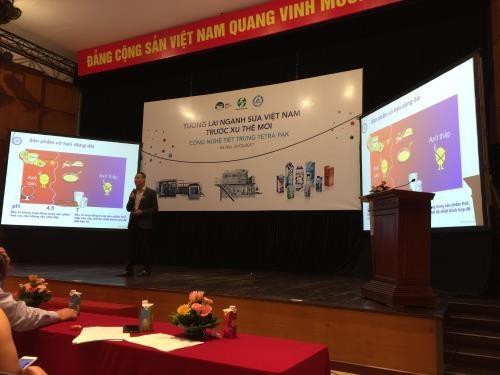 Seminaire sur l'avenir du secteur laitier du Vietnam hinh anh 1